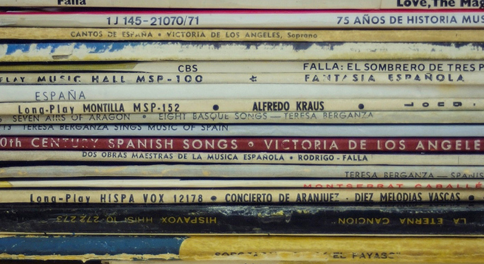Contemporary Spanish Music