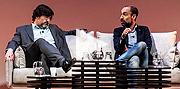 Miguel Aguilar y Daniel Arjona, entrevistados por Antonio San José e Íñigo Alfonso