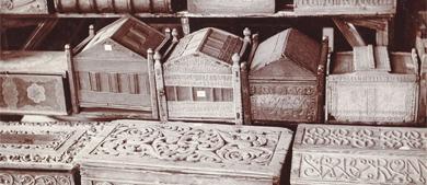 Entre la ruina y el esplendor: los museos en el último siglo