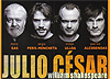 "Programa de ""Julio César"" de William Shakespeare. Teatro Bellas Artes. Madrid, 2014."