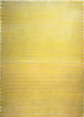 Yellow Bands I, 1978