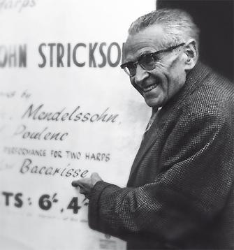 Legado de Salvador Bacarisse en la Fundación Juan March
