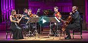 Cuarteto Bretón y Ludmil Angelov, piano