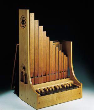 El rgano concierto para rgano gu as did cticas for L organo portativo