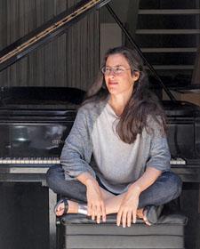 Marta Espinós, piano