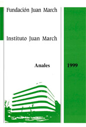 Cover photo, annals Annuals 1999